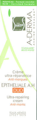 Image A-DERMA EPITHELIALE AH DUO CREME 100ML