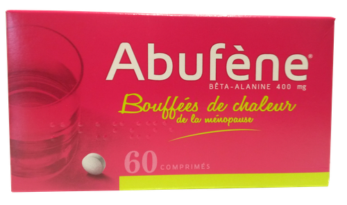 Image ABUFENE 400MG CPR 60