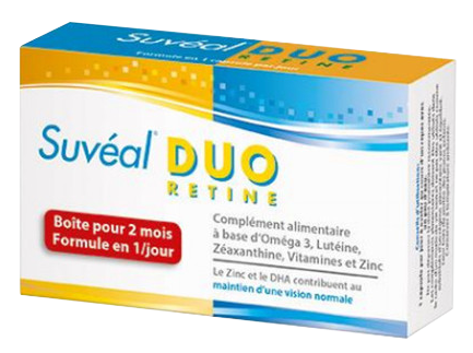 Image SUVEAL DUO CAPS 60