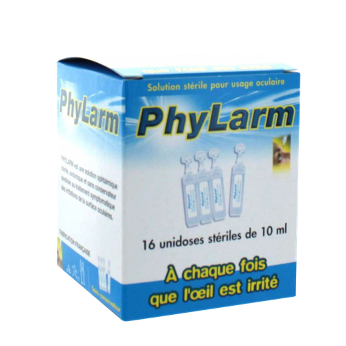Image PHYLARM SOL OCULAIRE FL10ML 16